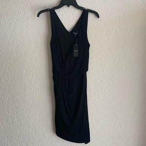 Bebe Little Black Sleeveless Dress
